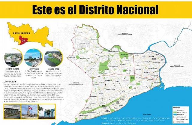 Límite del Distrito Nacional con SDO, el que ha generado mayor confusión con el toque de queda