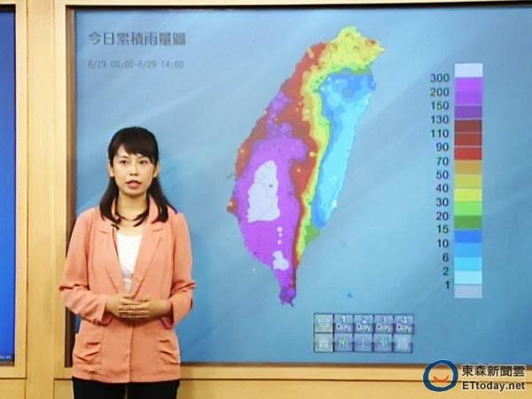 康芮颱風829水災 雲林成汪洋 40年來最嚴重水患之一