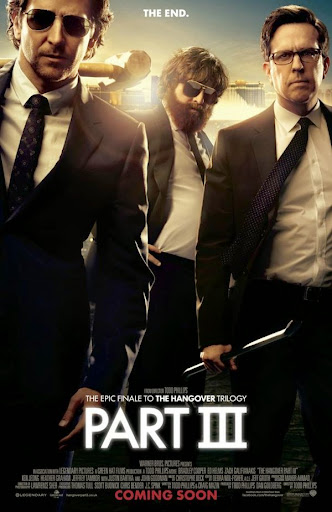 The Hangover Part III Hangover 3 Movie Poster