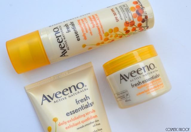 SKINCARE | Aveeno #FreshEssentials Review