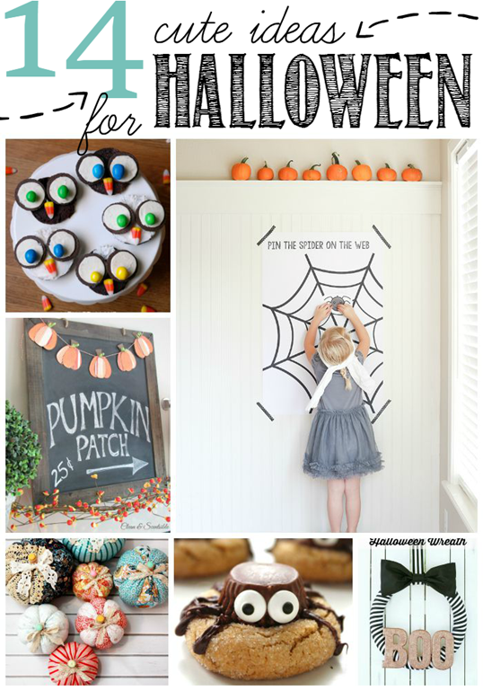 14 Cute Ideas for Halloween