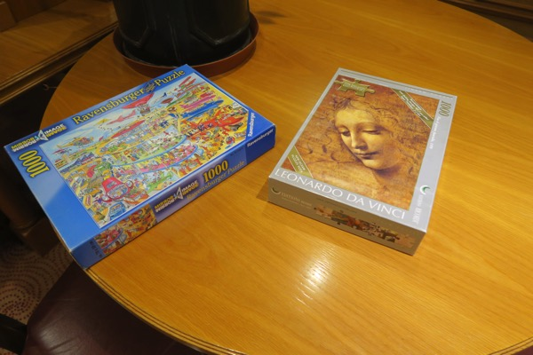 Library Jigsaws