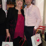 OIC - ENTSIMAGES.COM - Lynne and George Gilby at the Susie in the Sky and their AW15 collection  in London  10th June 2015  Photo Mobis Photos/OIC 0203 174 1069