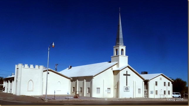 Ajo Calvary Baptist Church