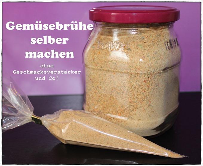 DIY Gemüsebrühe ohne Geschmacksverstärker selber machen Dörrautomat Rommelsbacher 12