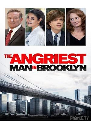 Phim Giờ phút sinh tử (92 phút sinh tử) - The Angriest Man In Brooklyn (92 Minutes) (2014)
