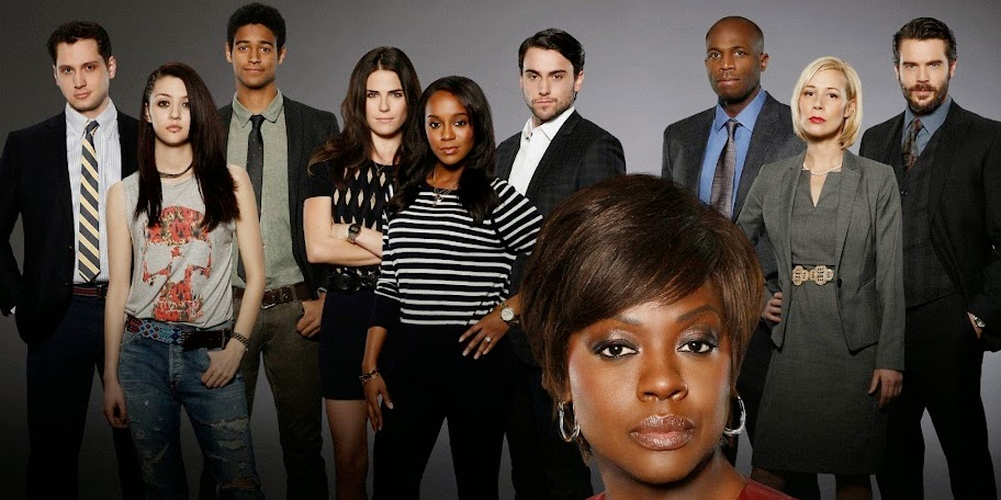美劇 謀殺入門課 逍遙法外 How to Get Away with Murder 線上看