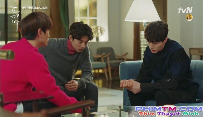 Goblin: Sau 9 năm lưu lạc, chỉ mỗi Lee Dong Wook là nhớ Gong Yoo! - Ảnh 27.