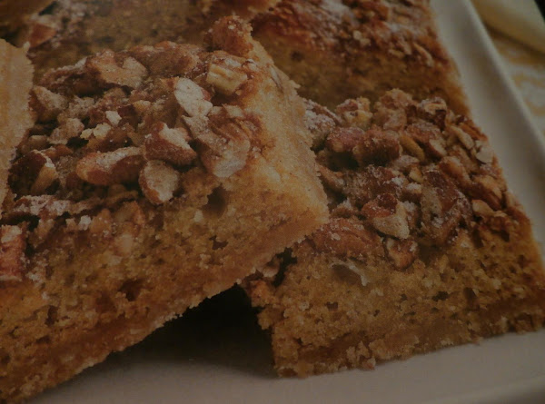 Brown Sugar Pecan  Coffee Cake Recipe