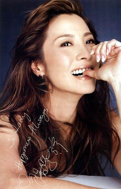 Michelle Yeoh Malaysia Actor