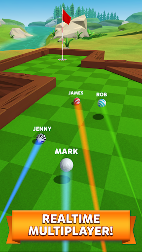 Golf Battle apkdebit screenshots 1