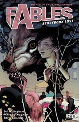 11. Fables Vol 3 Storybook Love