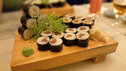 Tsutenkaku Sushi-Haus, Kollergerngasse 4, 1060 Wien, Österreich, Sushi Restaurant, state Wien