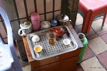 Xiamen : le thé au quotidien