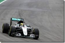 Lewis Hamilton conquista la pole del gran premio del Brasile 2016