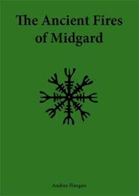 Cover of Andrea Haugen's Book The Ancient Fires of Midgard