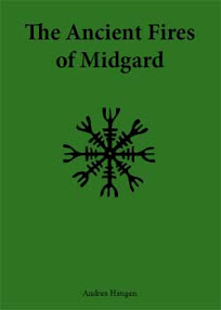 Cover of Andrea Haugen's Book The Ancient Fires of Midgard