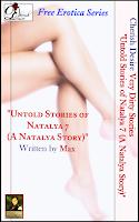 Cherish Desire: Very Dirty Stories Free Erotica Series: Untold Stories of Natalya 7 (A Natalya Story), Natalya, Max, erotica