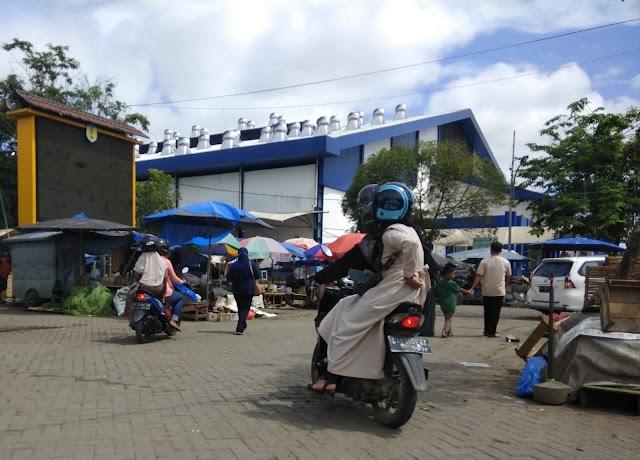 Ombudsman Kalsel Soroti Pungli di Pasar Keramat Barabai