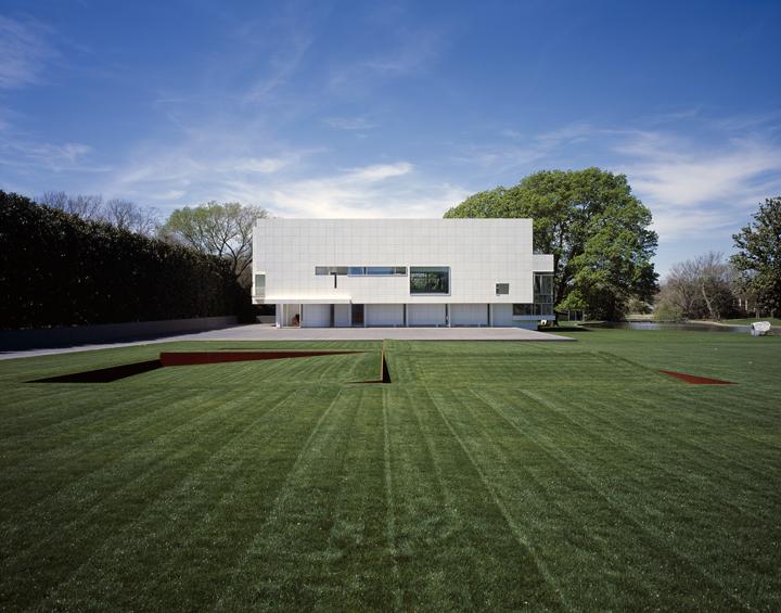 m i l i m e t d e s i g n Rachofsky House Richard Meier Floor Plan on