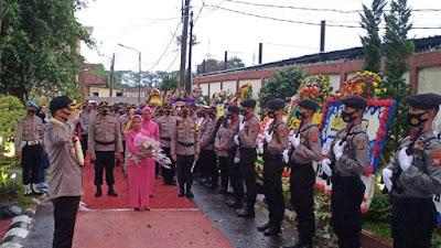 AKBP Rama Samtama Putra S.I.K.M.H.M.si Menjadi Kapolres Karawang menggantikan AKBP Arif Rachman Arifin S.I.K.M.H