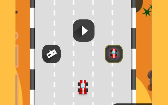 Retro Speed 2 Game