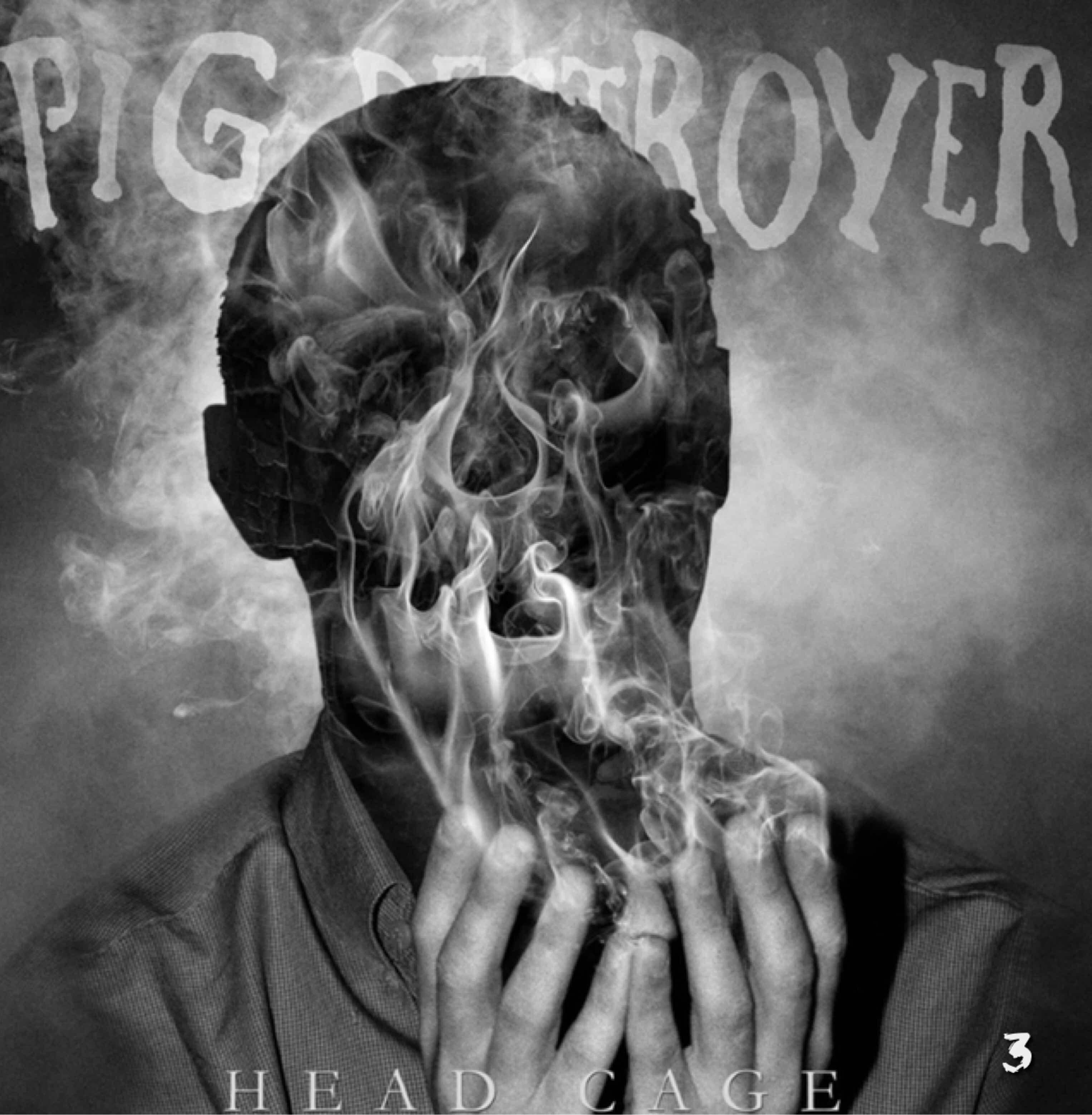 "Pig Destroyer ""Head Cage"""