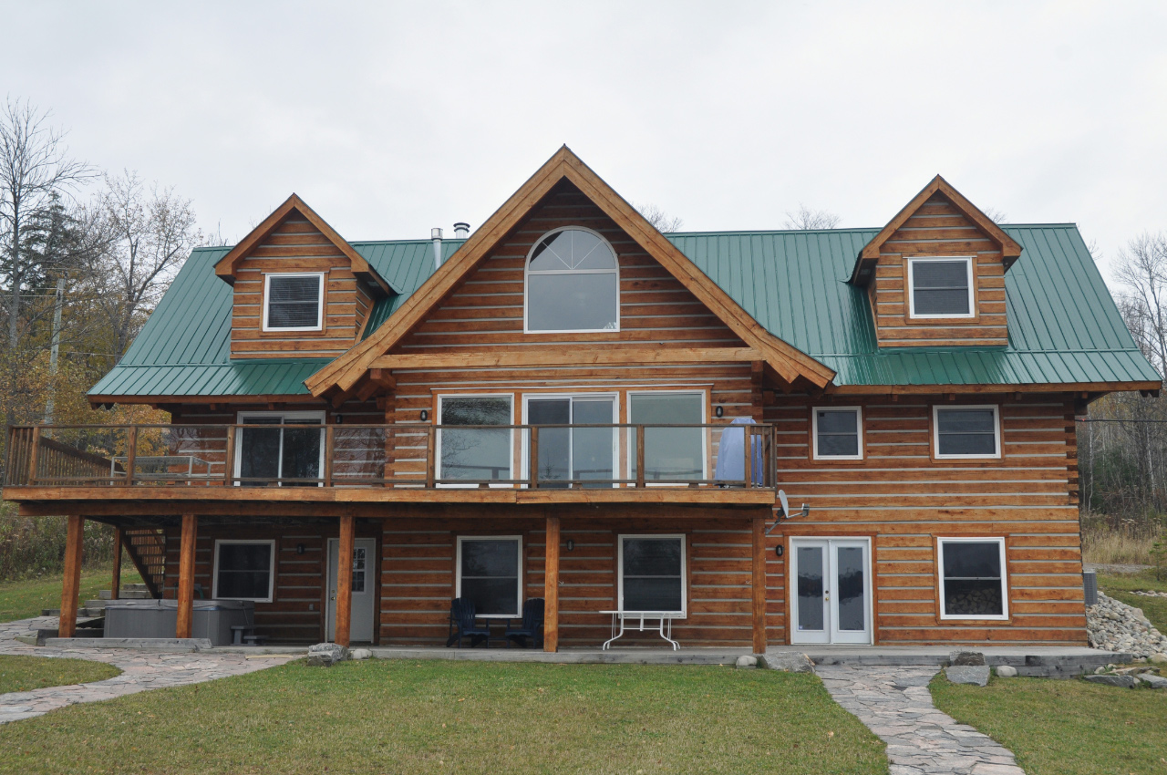 Picture Gallery Of Ecolog Log Homes