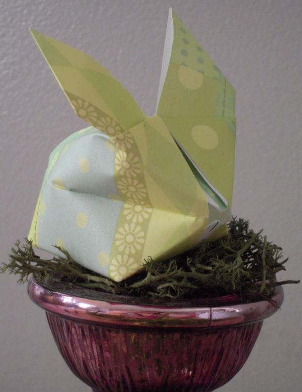 Origami Balloon Bunny - Make-Origami.com | 778x600