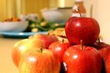 New Hampshire: Apples