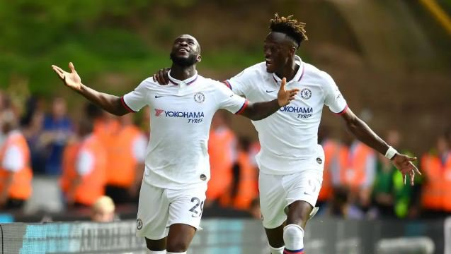 See What Kanu Said About Tammy Abraham & Tomori Getting Called Up By England