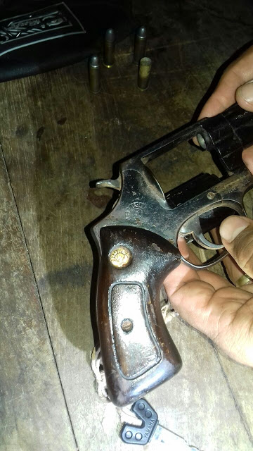 Homem foi preso pela PM por porte ilegal de arma de fogo em Alenquer