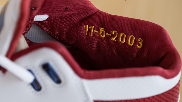 Production of Nike Air Zoom Generation Retro Limited to 1000 Pairs