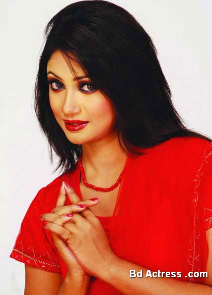 Bangladeshi Actress Aachol