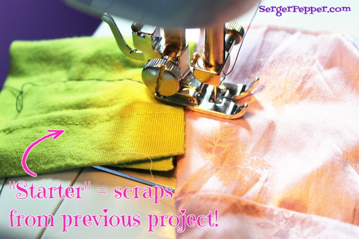Serger Pepper - Sewing Lace like a Pro - 40+ best tips - starter