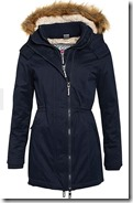 Superdry tall windparka