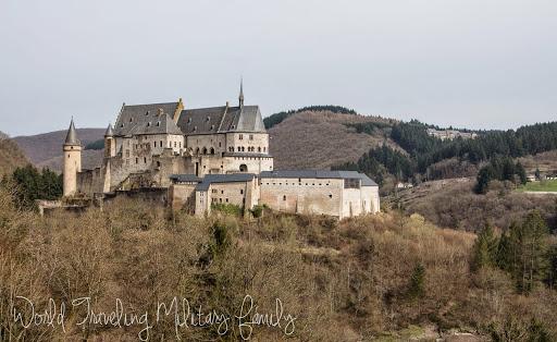 Vianden Castle - Luxembourg