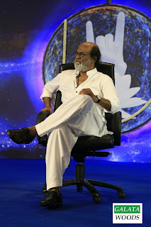 Critics Rajinikanth on Facebook to get money from leading political parties