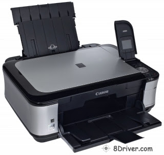download Canon PIXMA MP550 printer's driver