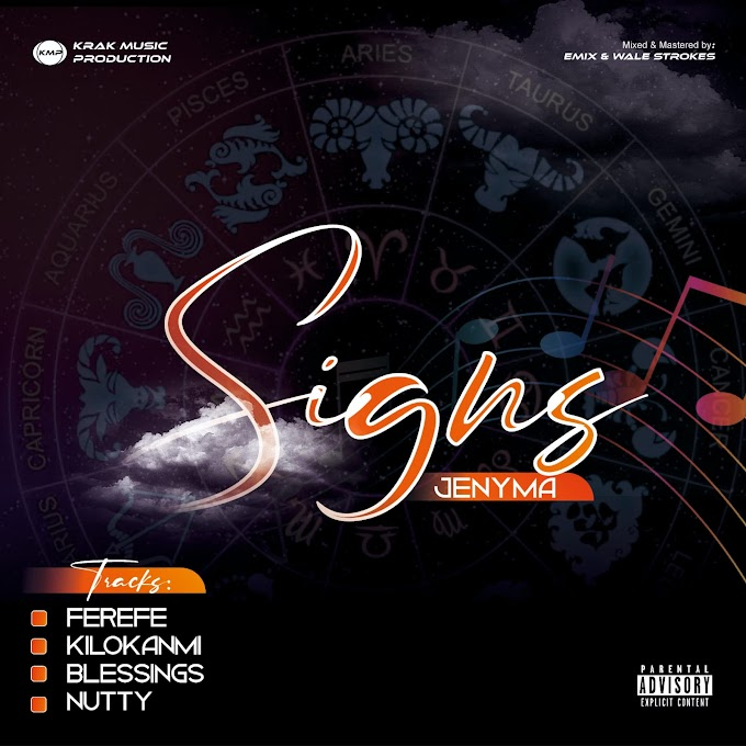 EP: Jenyma - Signs the EP || @Elnyma