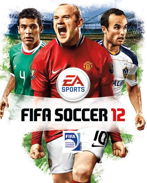 mexico FIFA 12: Capas norte americanas divulgadas