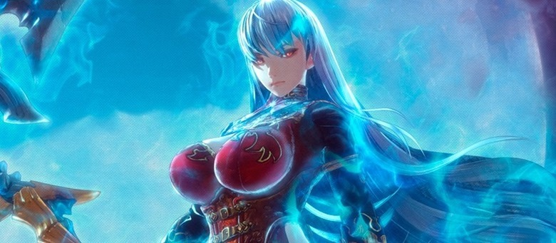 Valkyria Azure Revolution playstation