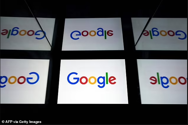 France fines Google £425million for failing to negotiate 'in good faith' with media companies over the use of their content