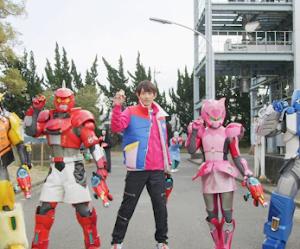 Kikai Sentai Zenkaiger Episódio 04