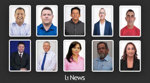 Quem são os candidatos a prefeito de Novo Gama