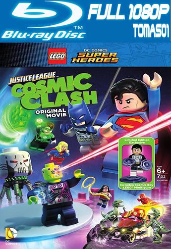 Liga de la Justicia Lego: Batalla Cósmica (2016) (BRRipFull 1080p) BRRip 1080p DTS