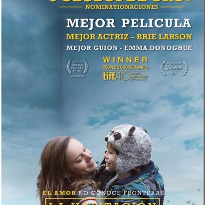 La habitacion fecha de estreno argentina poster latino for Habitacion pelicula 2015