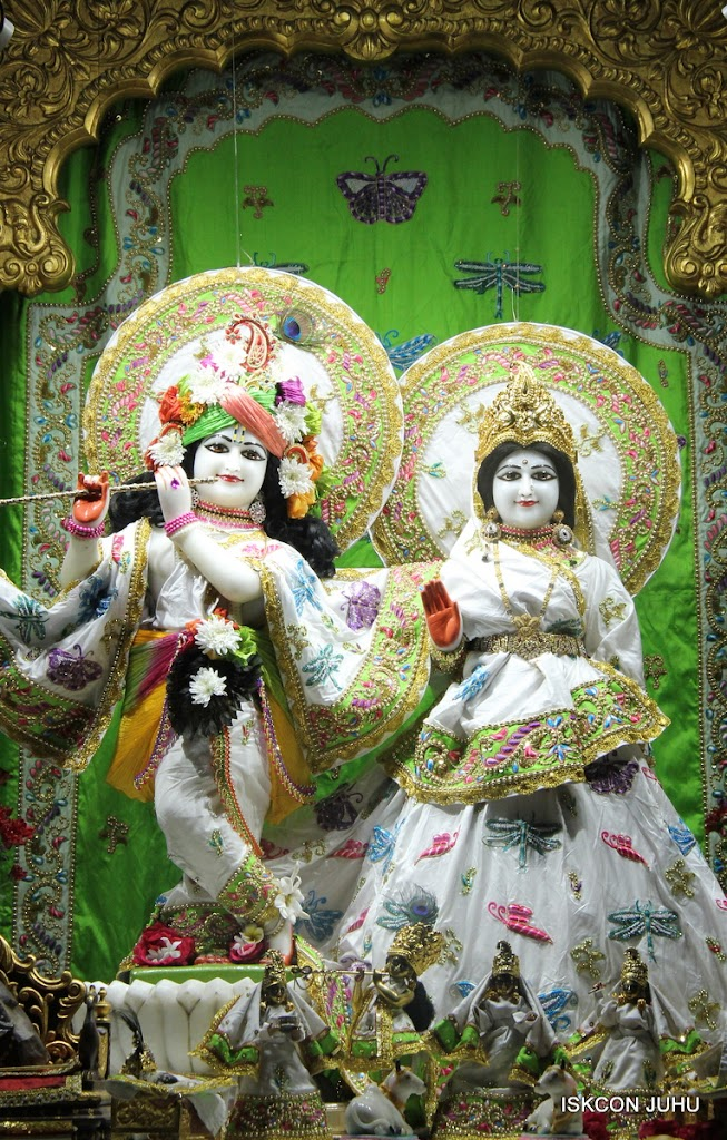 ISKCON Juhu Mangal Deiy Darshan 10 Apr 16 (17)