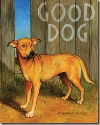 Good Dog By Graham Chaffee 2013 June FantaGraphics Cover