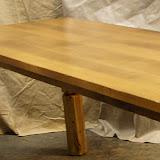 Large Maple Farmhouse Style Table